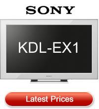 KDL-40EX1 (KDL40EX1) Sony 40in LCD