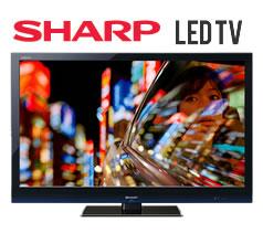 Sharp LE700 LED TV