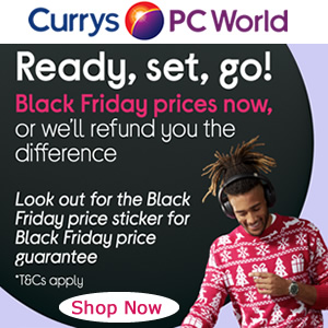Currys Black Friday TV Deals