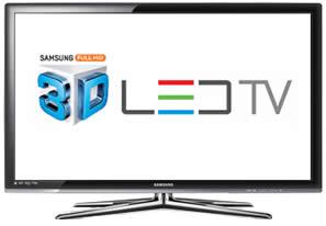 3D LED TVs