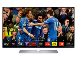 Compare TV models and prices